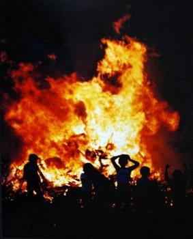 Api Unggun Saint John